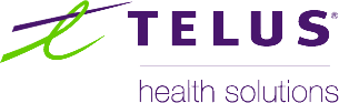 TELUS Health Solutions Logo